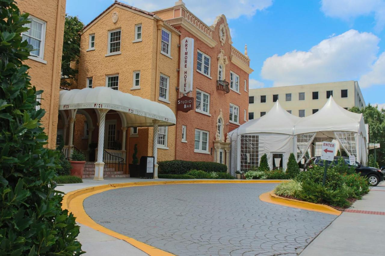 Отель  Отель  Artmore Hotel