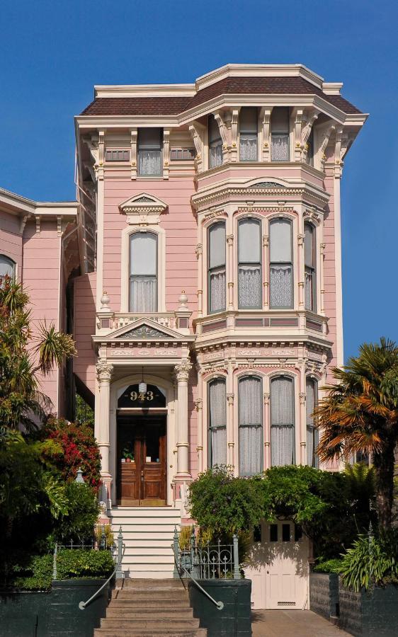 Отель типа «постель и завтрак»  Отель типа «постель и завтрак»  Inn San Francisco