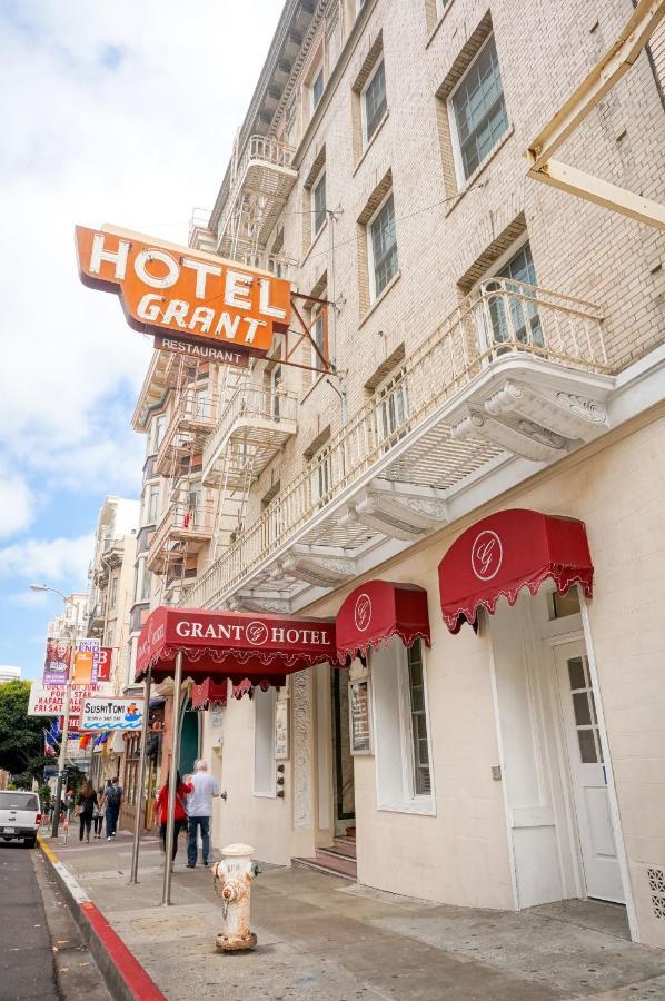 Отель  Отель  Grant Hotel