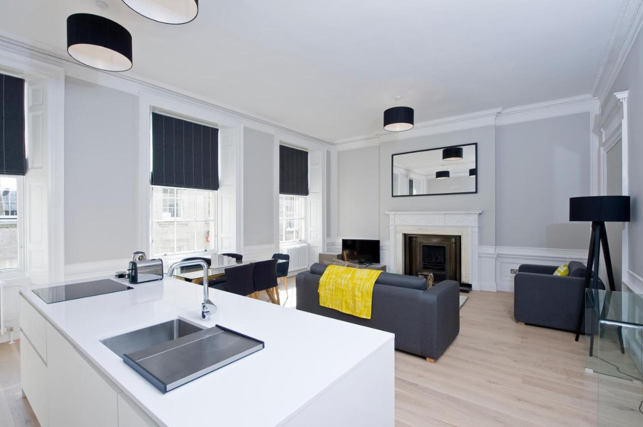 Destiny Scotland - Hill Street Apartments, Edinburgh – Updated