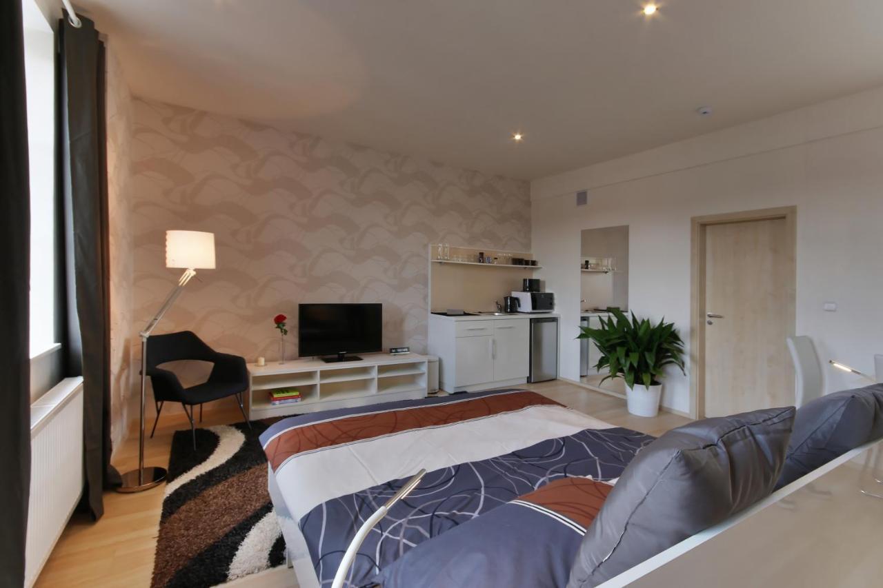 Апартаменты/квартиры  Atrium Apartments  - отзывы Booking
