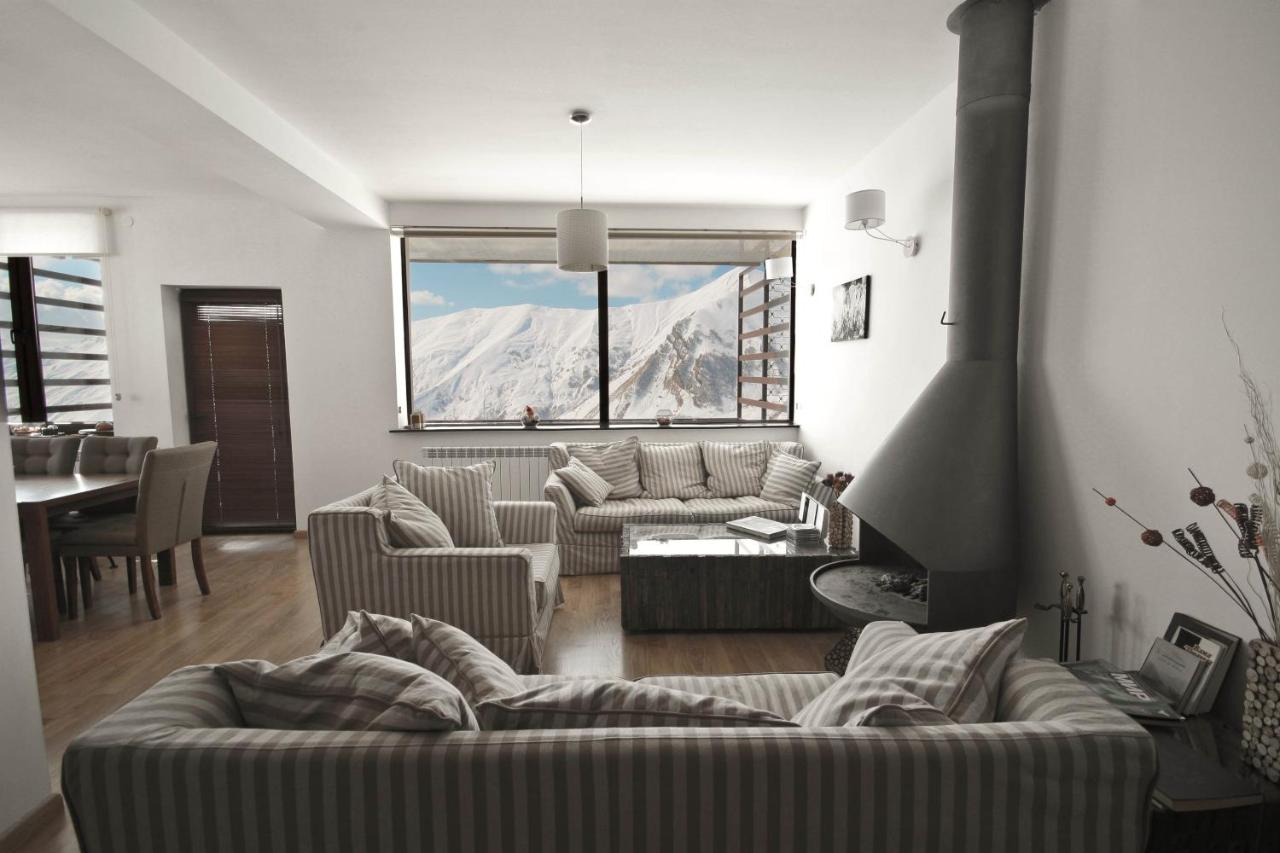 Гостевой дом  Chalet Marina Gudauri