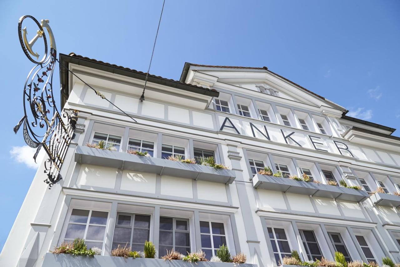 Отель  Anker Hotel Restaurant
