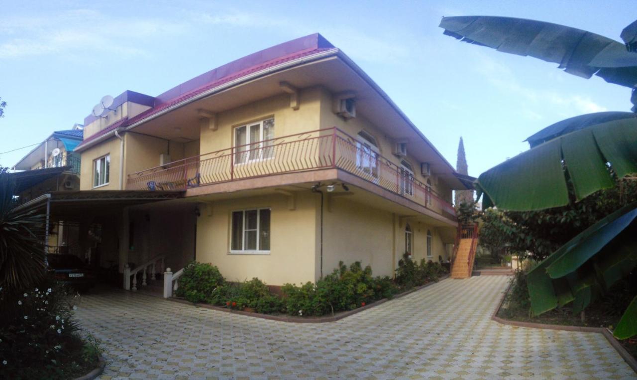 Гостевой дом Гостевой Дом на Каспийской