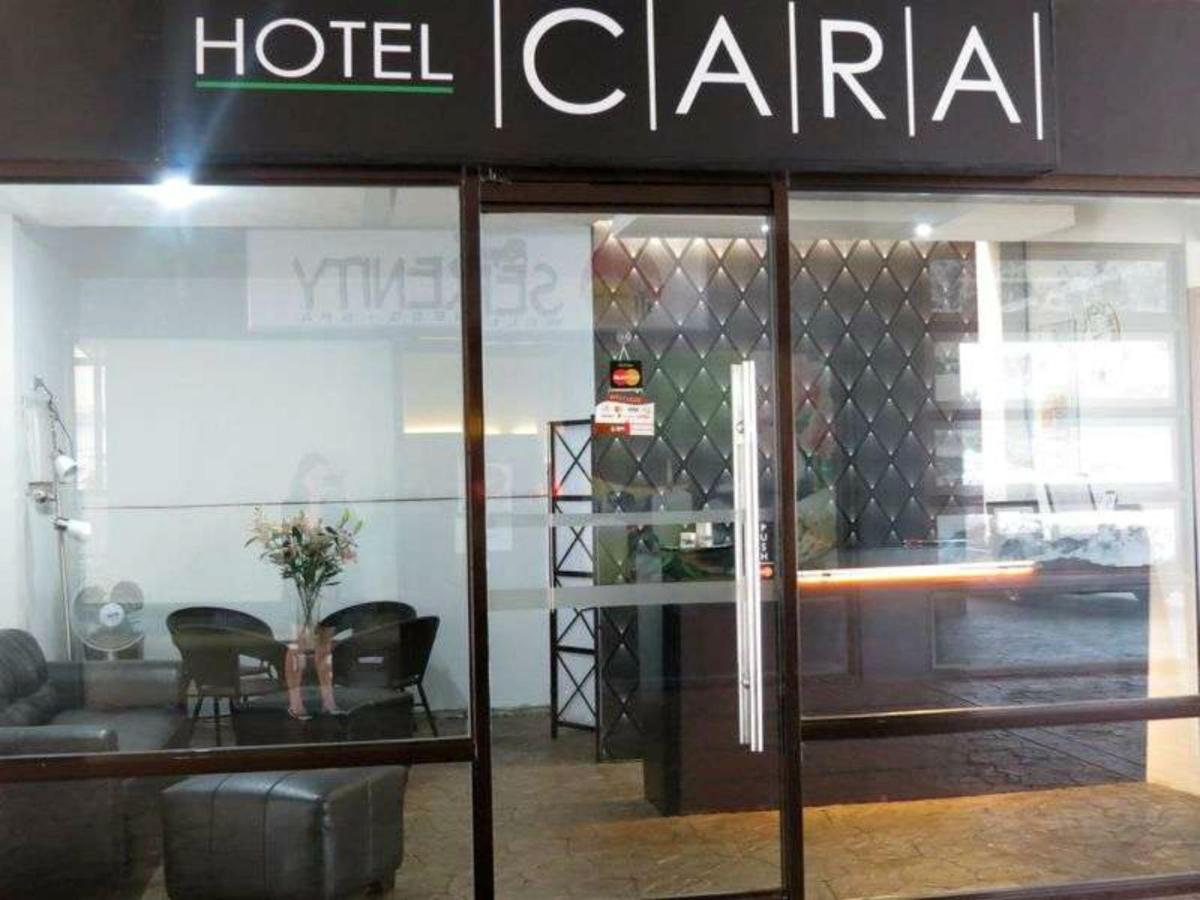 Отель  Hotel Cara