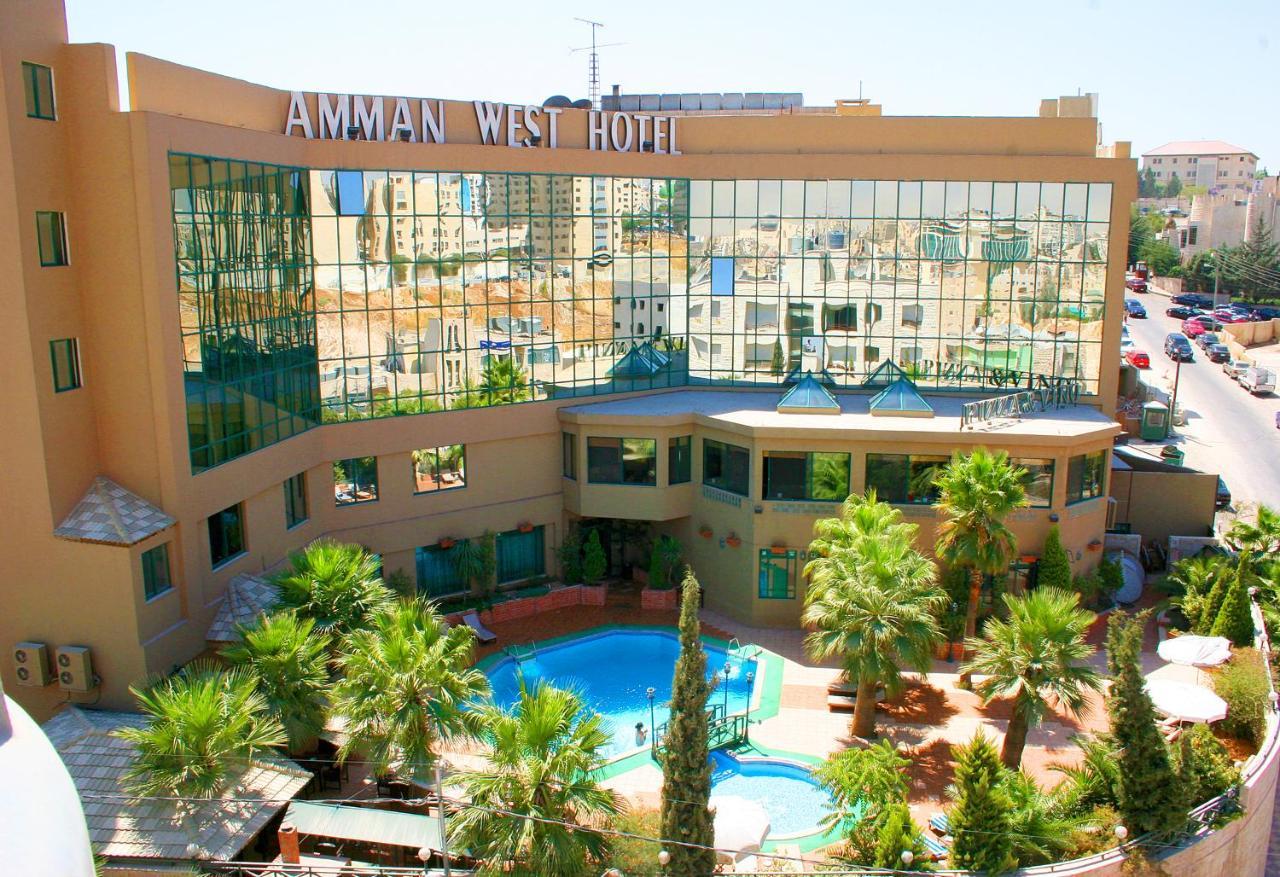Amman West Hotel