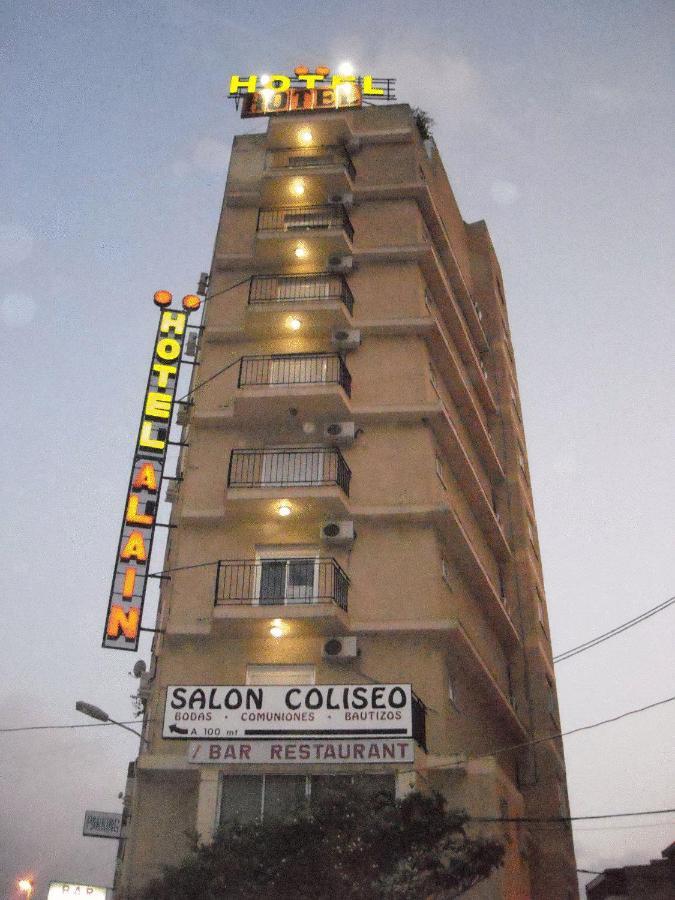 Отель  Hotel Alain