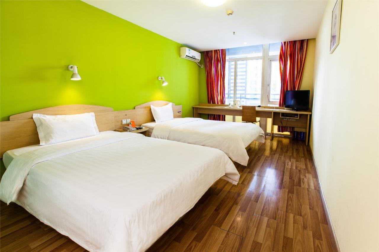 Отель  7Days Inn Shenzhen International Trade