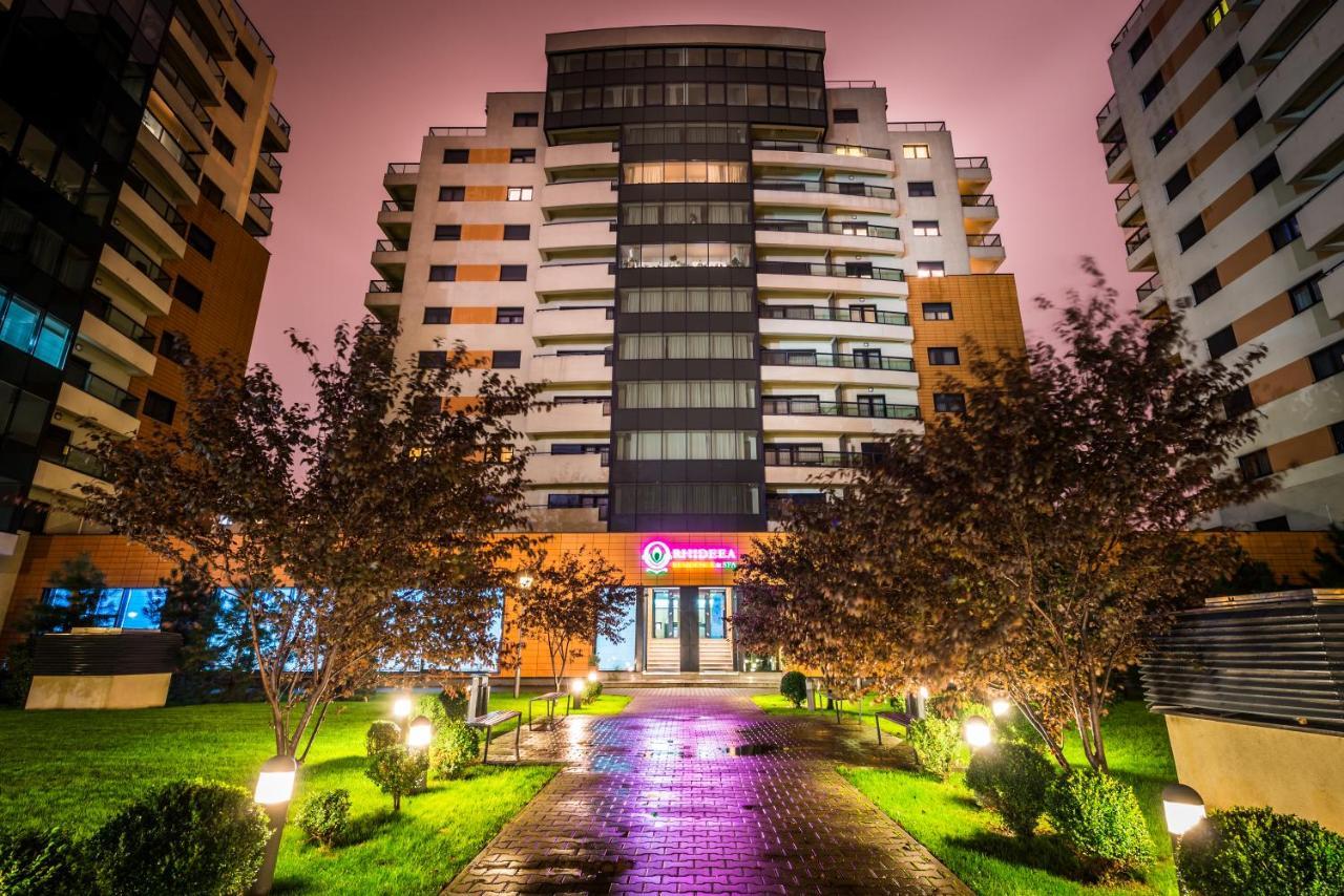 Отель  Отель  Orhideea Residence & Spa