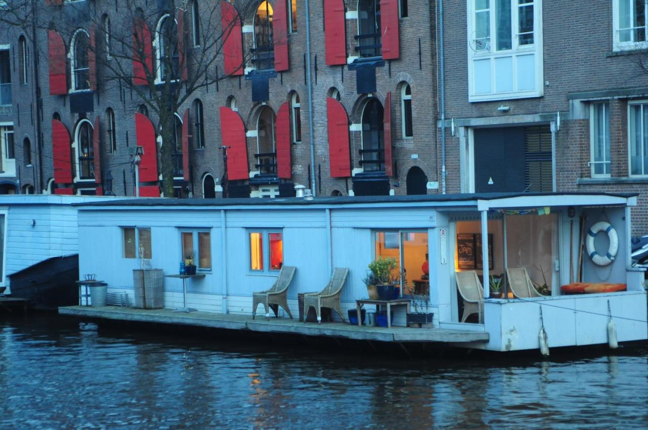 Ботель  Ботель  Pantheos Top Houseboat