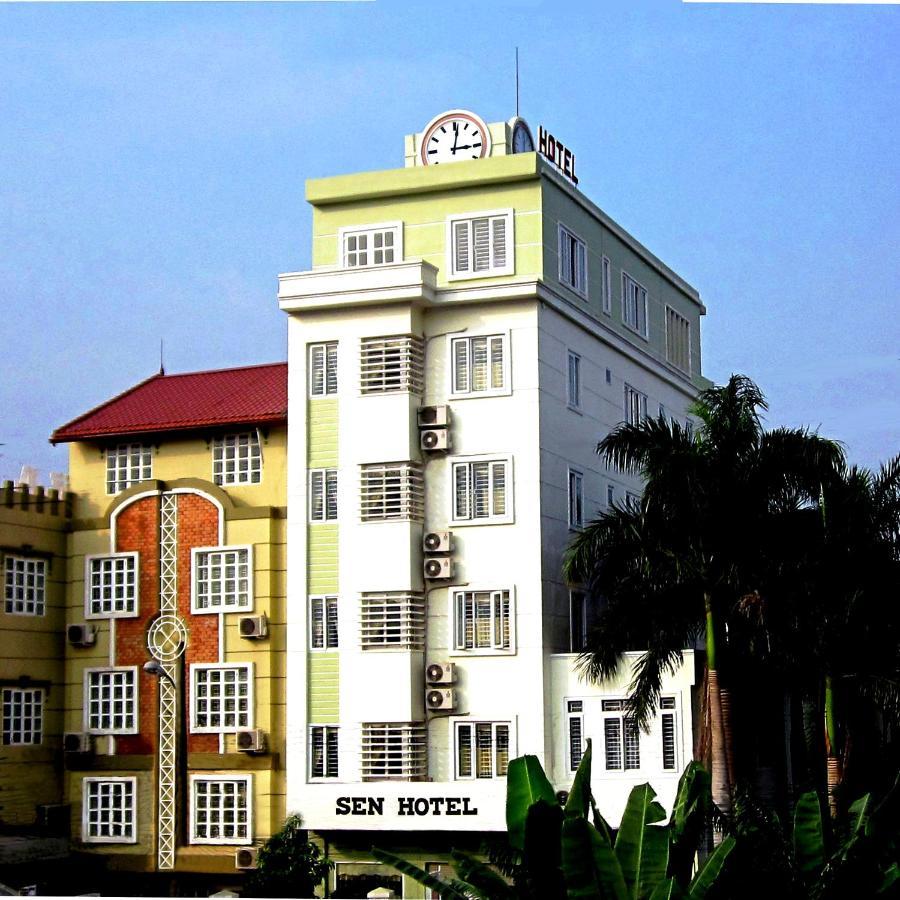 Отель  Отель  Sen Hotel Hai Phong
