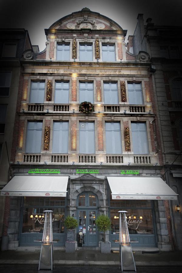 Отель Hotel Mille Colonnes
