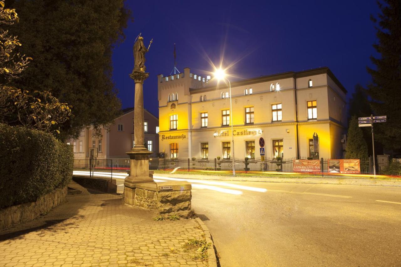 Отель  Hotel Castle