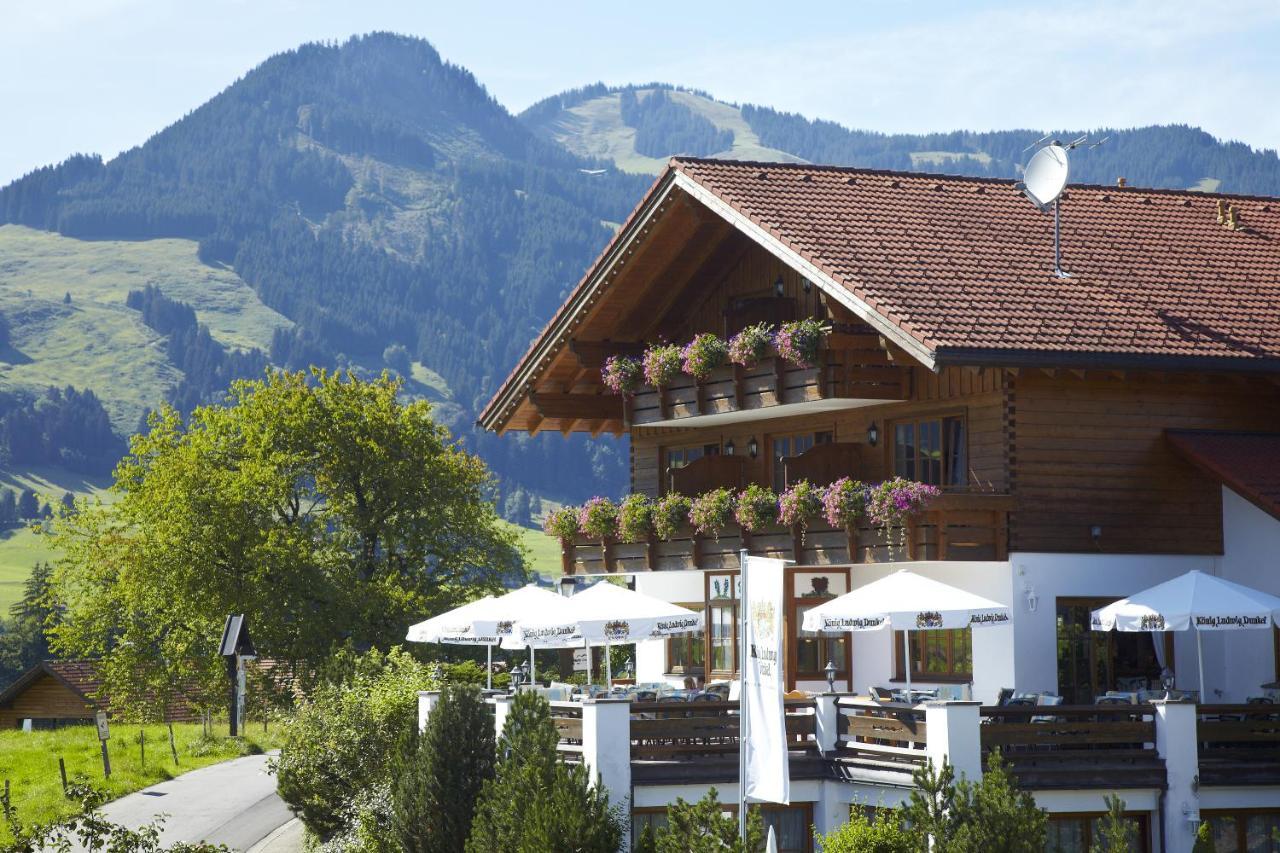 Отель Hotel Garni Oberdorfer Stuben