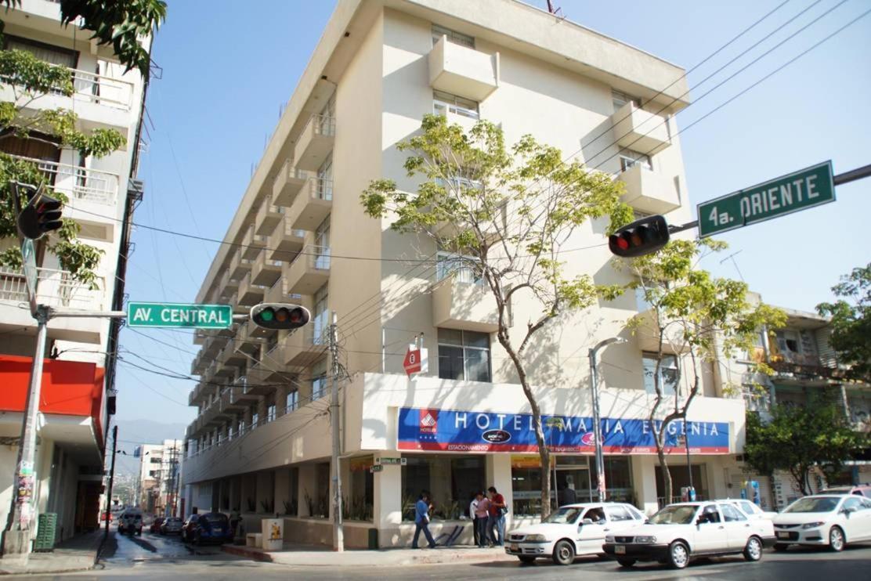 Отель  Hotel María Eugenia  - отзывы Booking