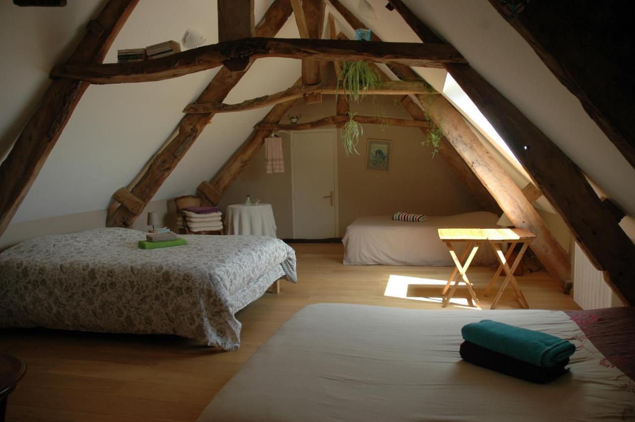 Отель типа «постель и завтрак» Chambre d'Hôte La Maison du Mesnil - отзывы Booking