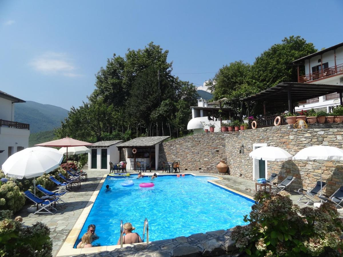 Отель  Hotel Vrionis