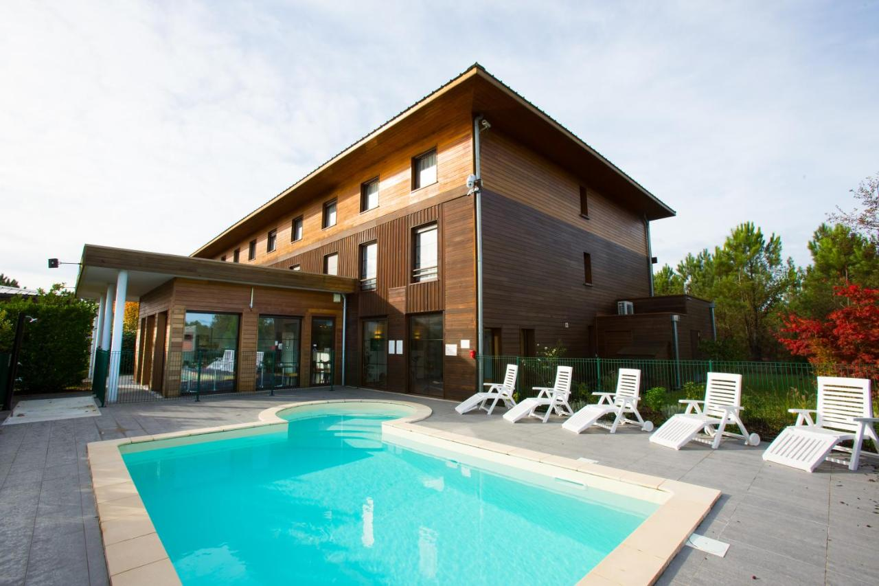 Отель  All Suites Le Teich – Bassin D'Arcachon