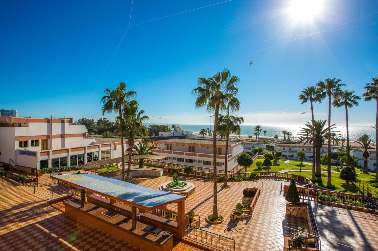 Отель  Отель  Hotel Club Almoggar Garden Beach
