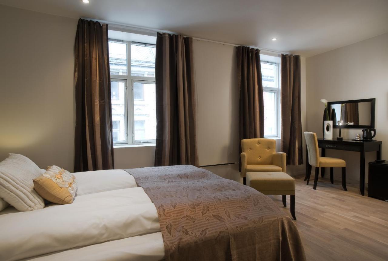 Отель  Отель  Basic Hotel Bergen