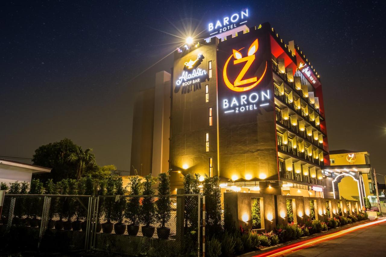 Отель  Отель  Baron Zotel Bangkok