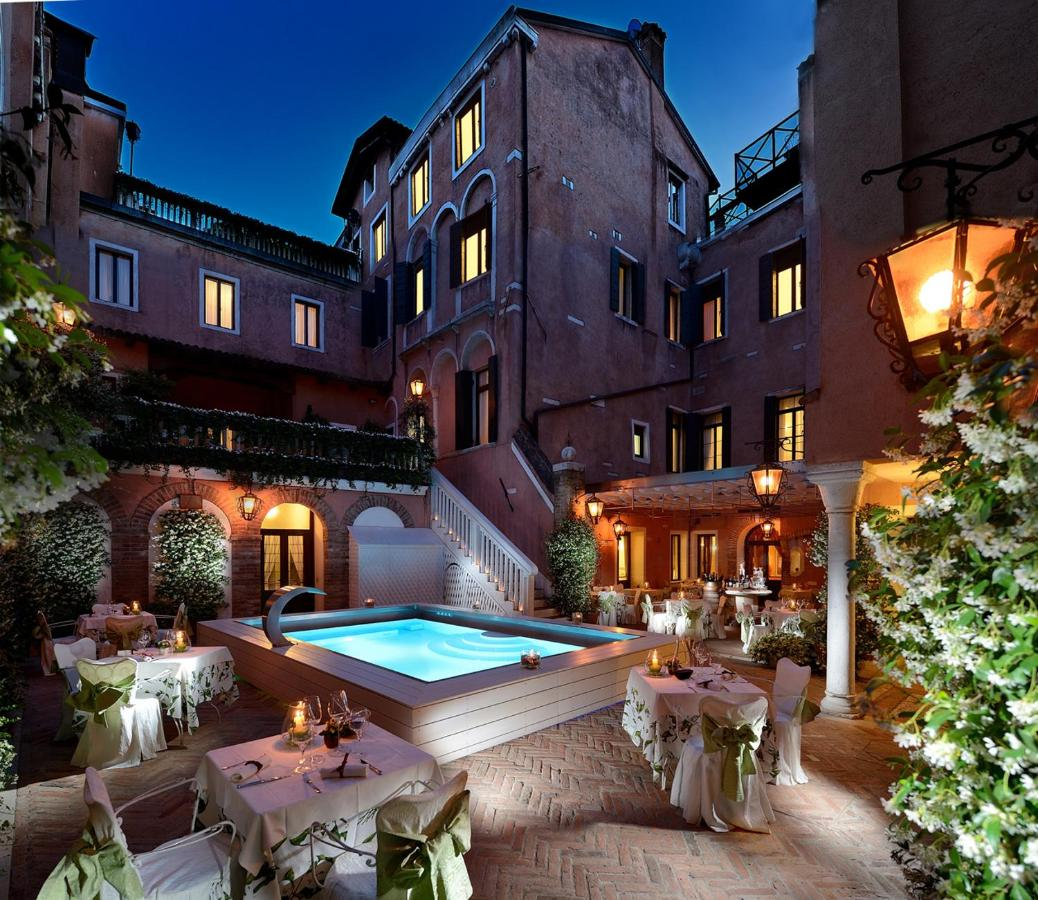 hoteles venecia parejas