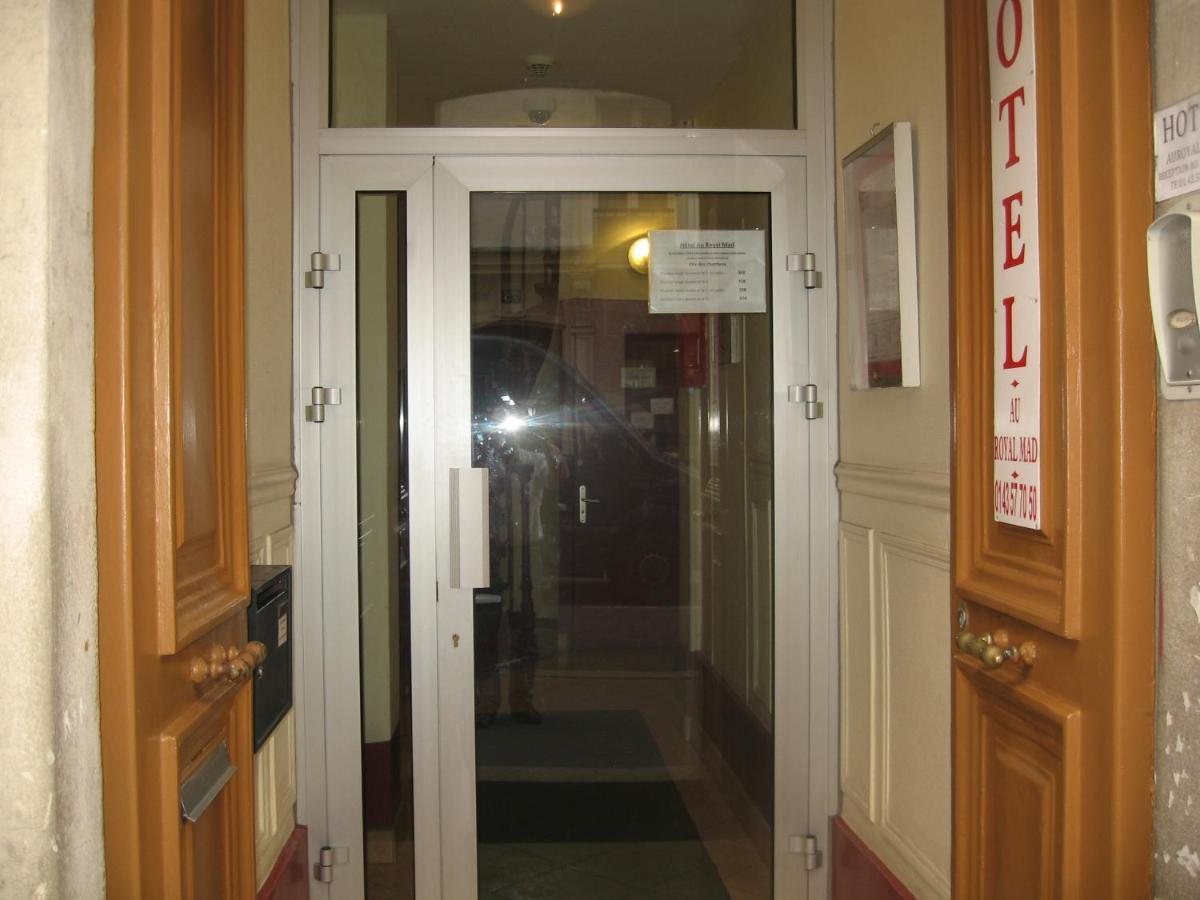 Отель  Au Royal Mad