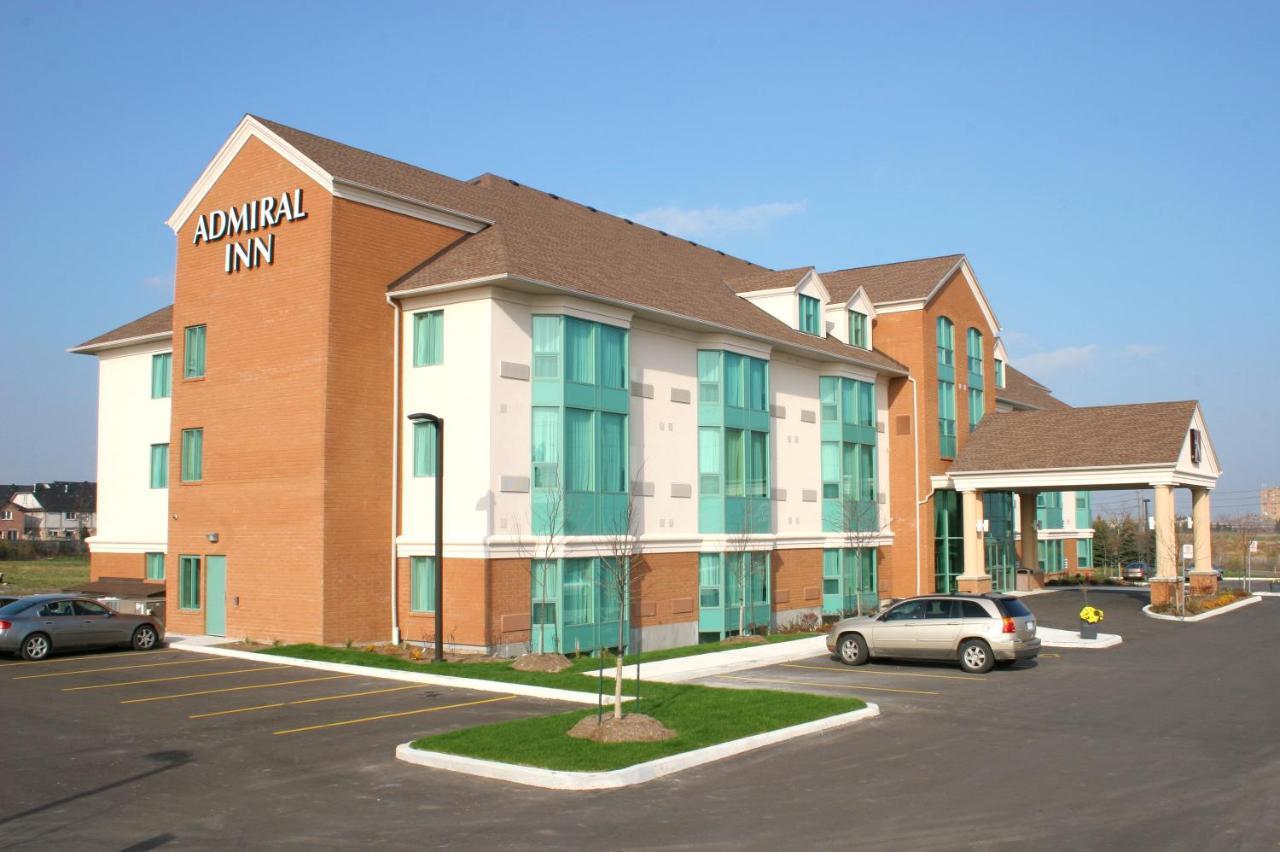 Отель Admiral Inn Mississauga