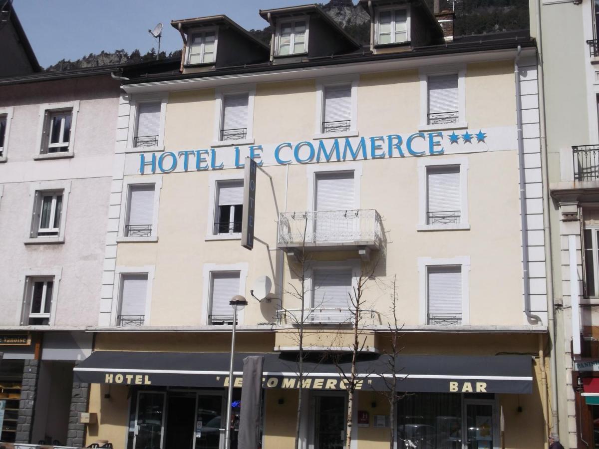 Отель  Hôtel Le Commerce  - отзывы Booking