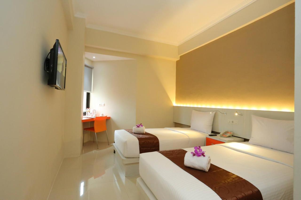 Отель  Отель  Pandanaran Prawirotaman Yogyakarta