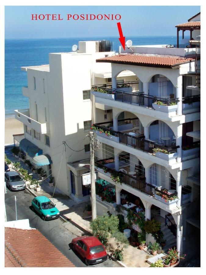 Отель Posidonio Hotel