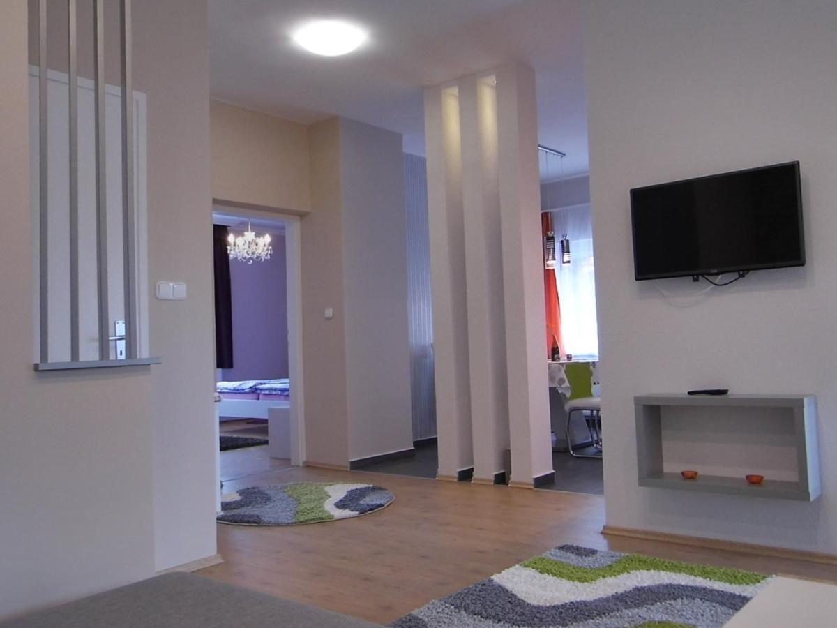 Апартаменты/квартира  Alfa Apartman
