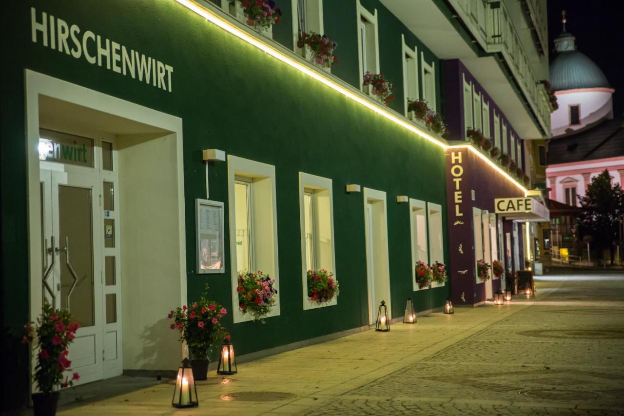 Отель  AKTIVHOTEL Weisser Hirsch