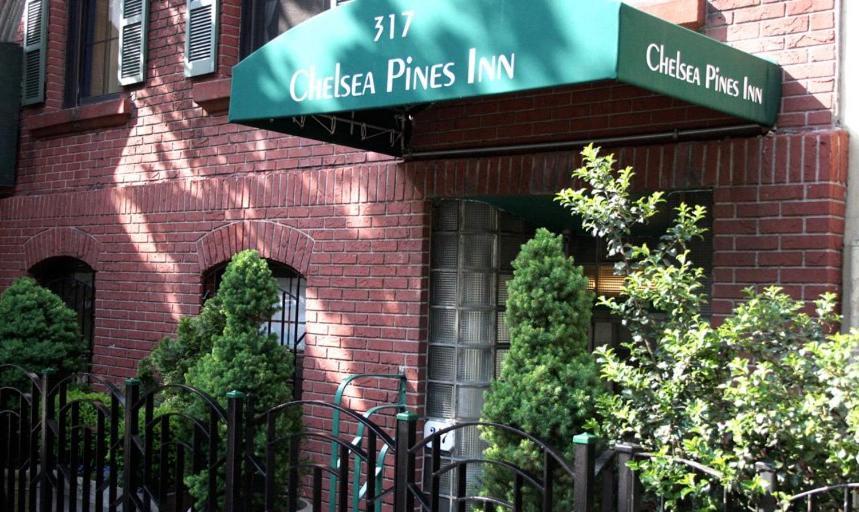 Отель типа «постель и завтрак»  Отель типа «постель и завтрак»  Chelsea Pines Inn