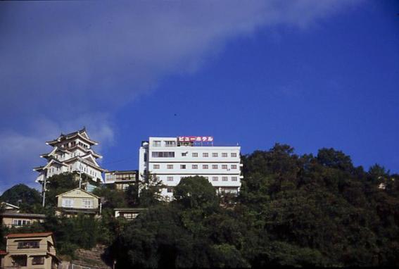 Отель  Отель  Onomichi View Hotel Seizan