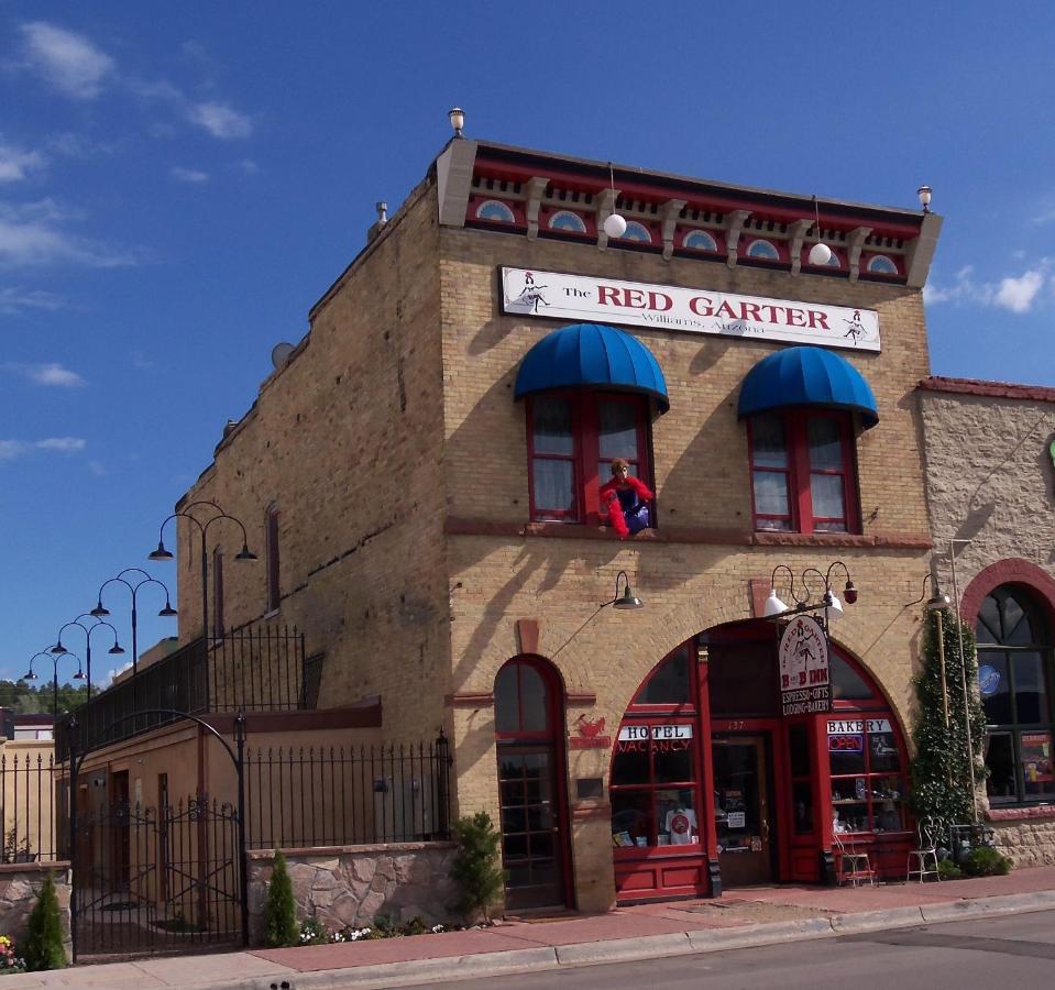 Мини-гостиница  Red Garter Inn