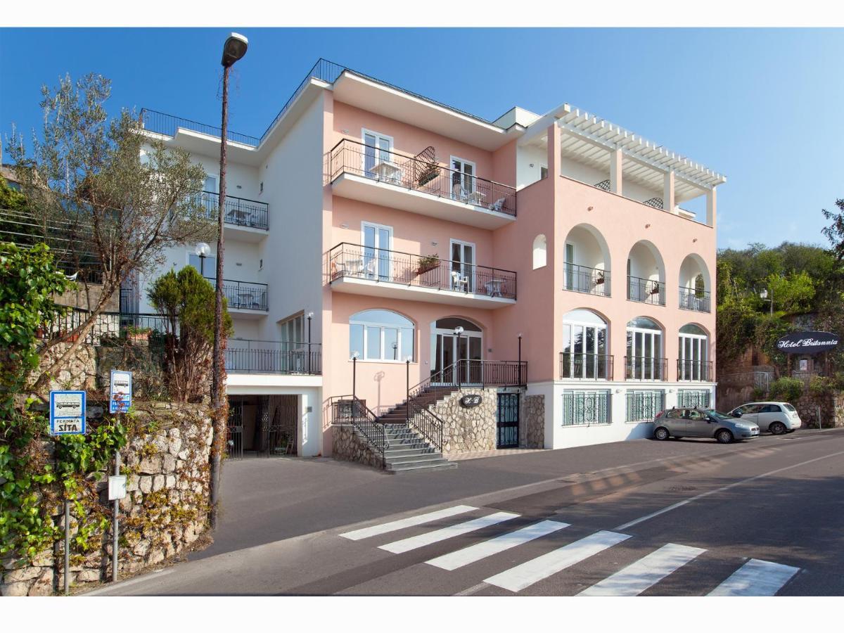 Отель  Hotel Britannia  - отзывы Booking
