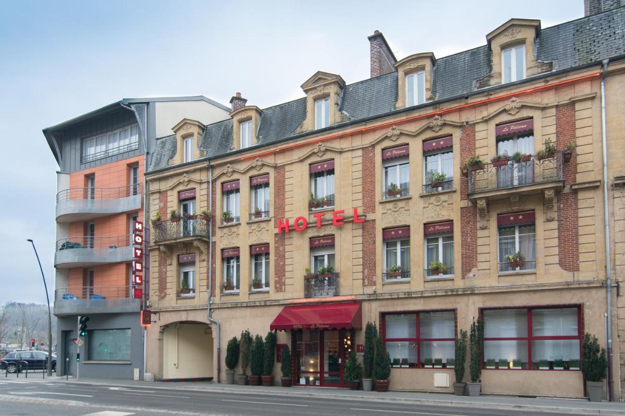Отель  Hotel Le Pelican