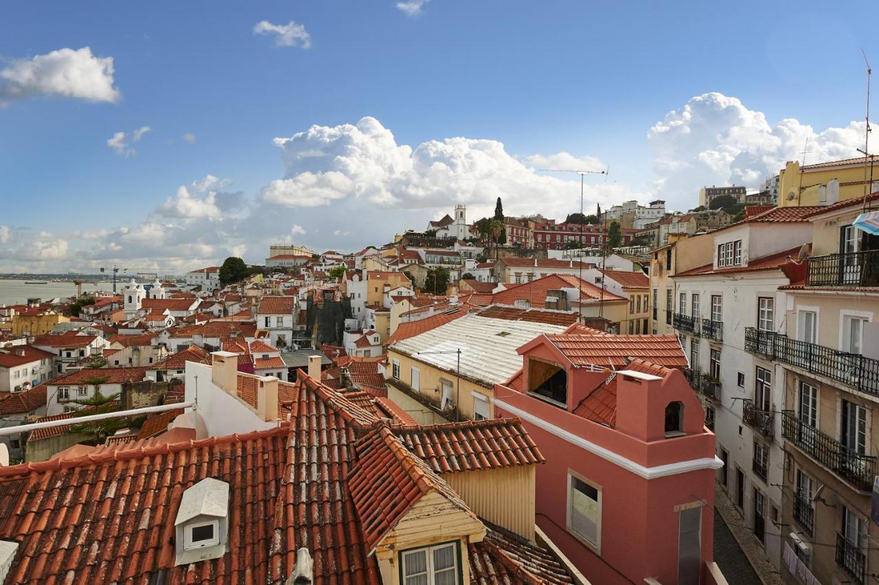 Фото  Апартаменты/квартиры Hello Lisbon Alfama River Apartments
