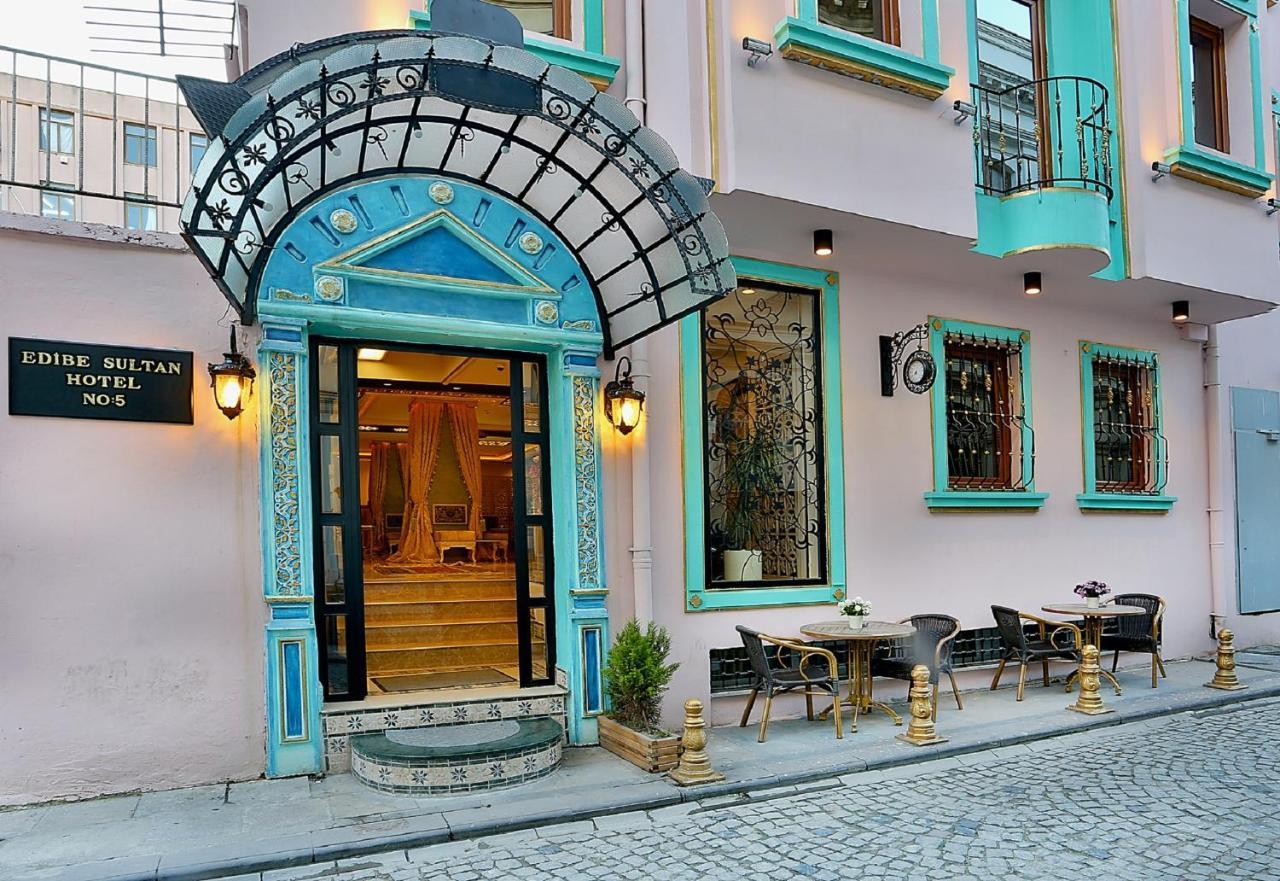 Отель  Edibe Sultan Hotel