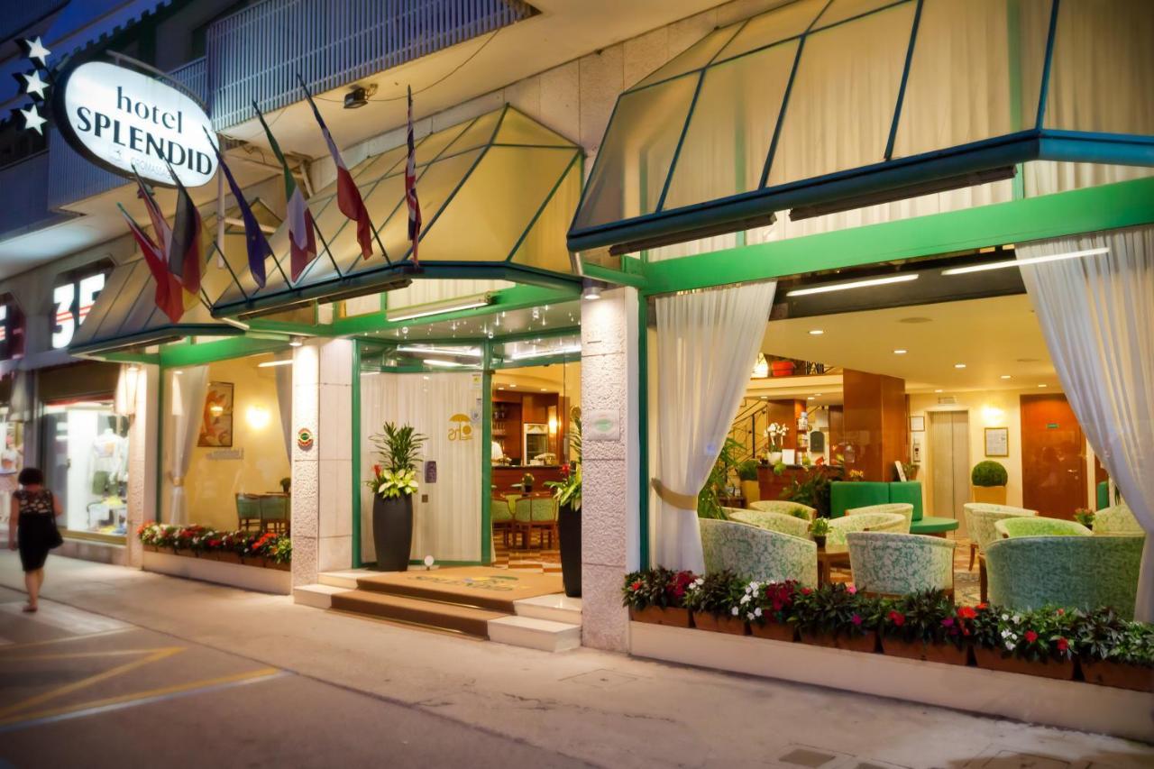 Отель  Hotel Splendid  - отзывы Booking