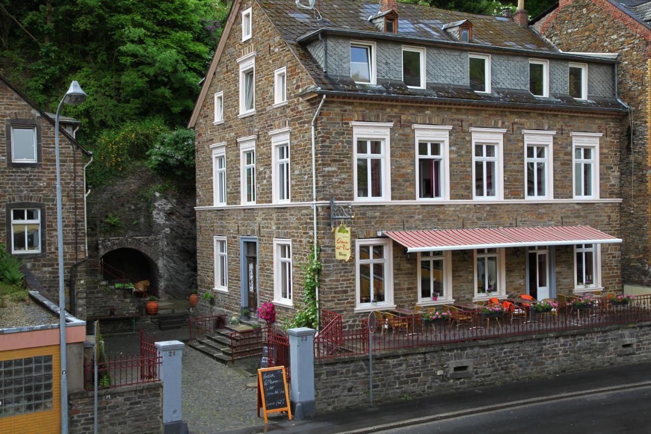 Мини-гостиница  Hotel Osteria Del Vino Cochem
