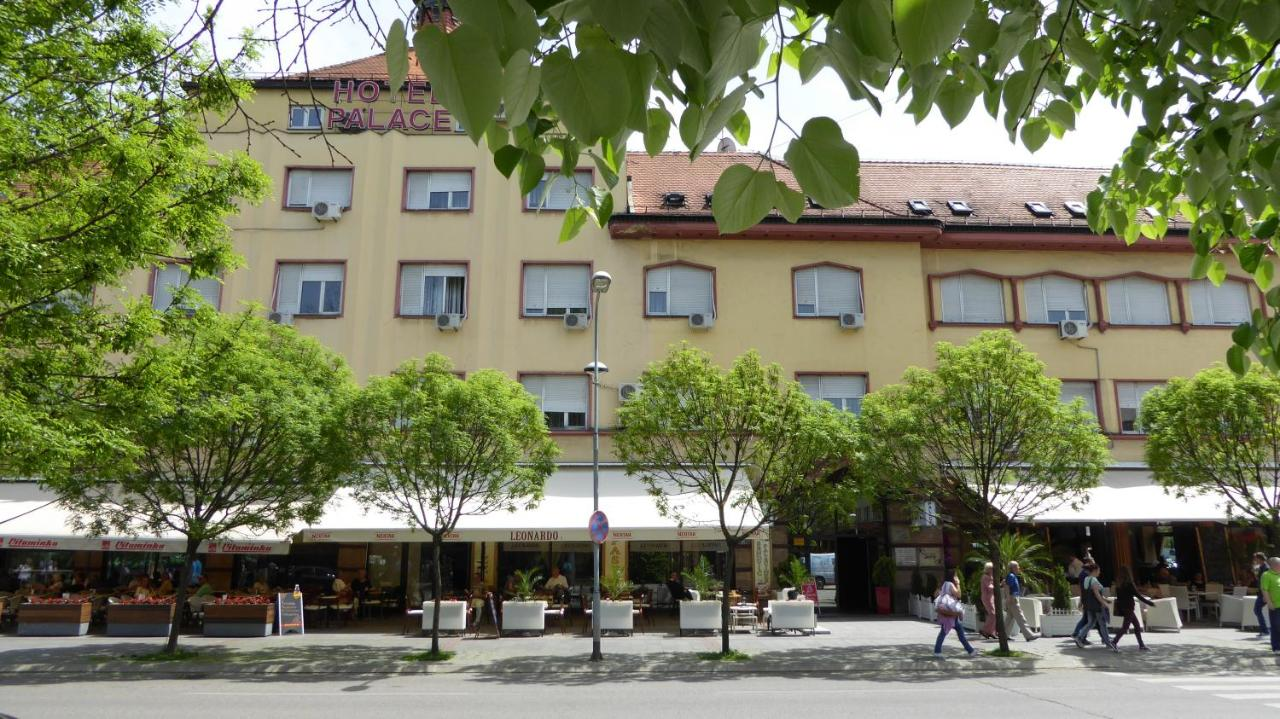Отель  Hotel Zepter Palace  - отзывы Booking