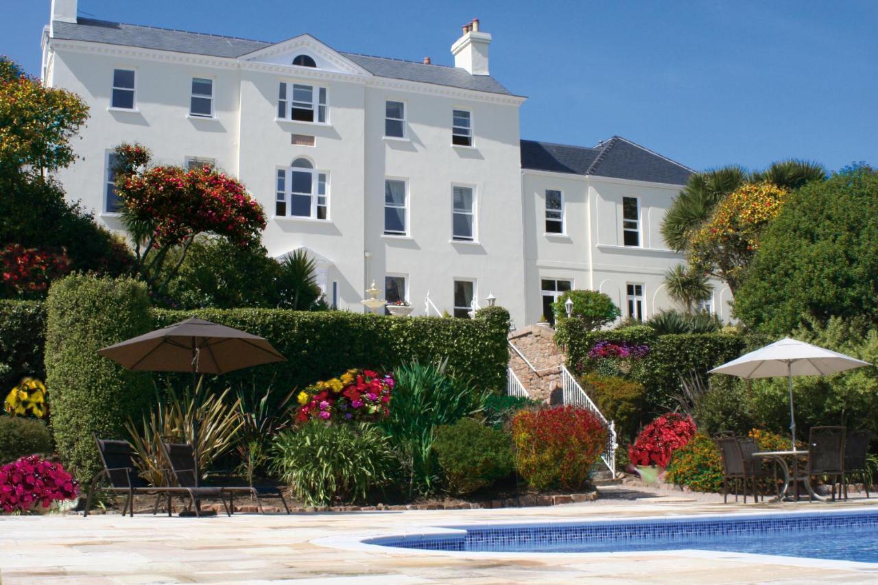 Загородный дом La Haule Manor - отзывы Booking
