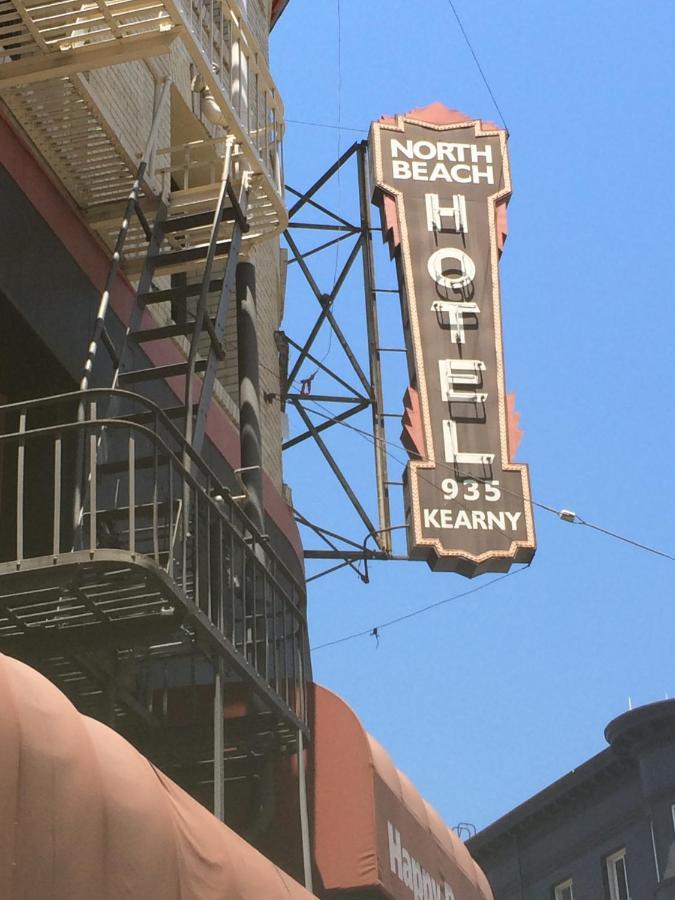 Отель  Отель  Hotel North Beach
