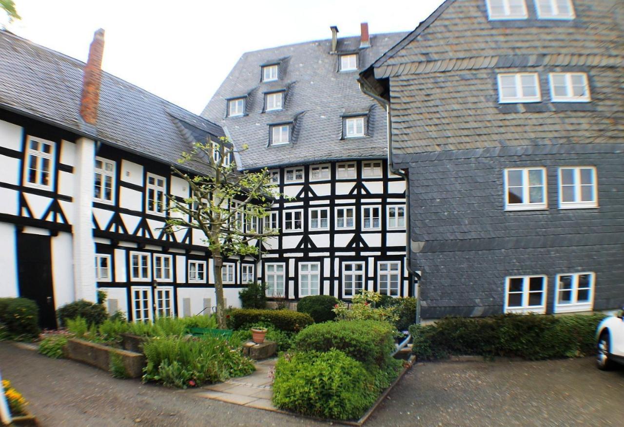 Апартаменты/квартира  Ferienwohnung Im Alten Peter
