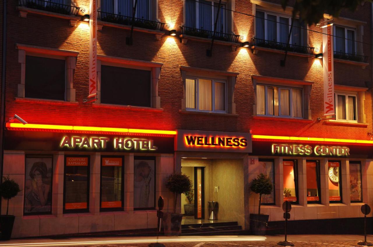 Апарт-отель Wellness Apart Hotel - отзывы Booking