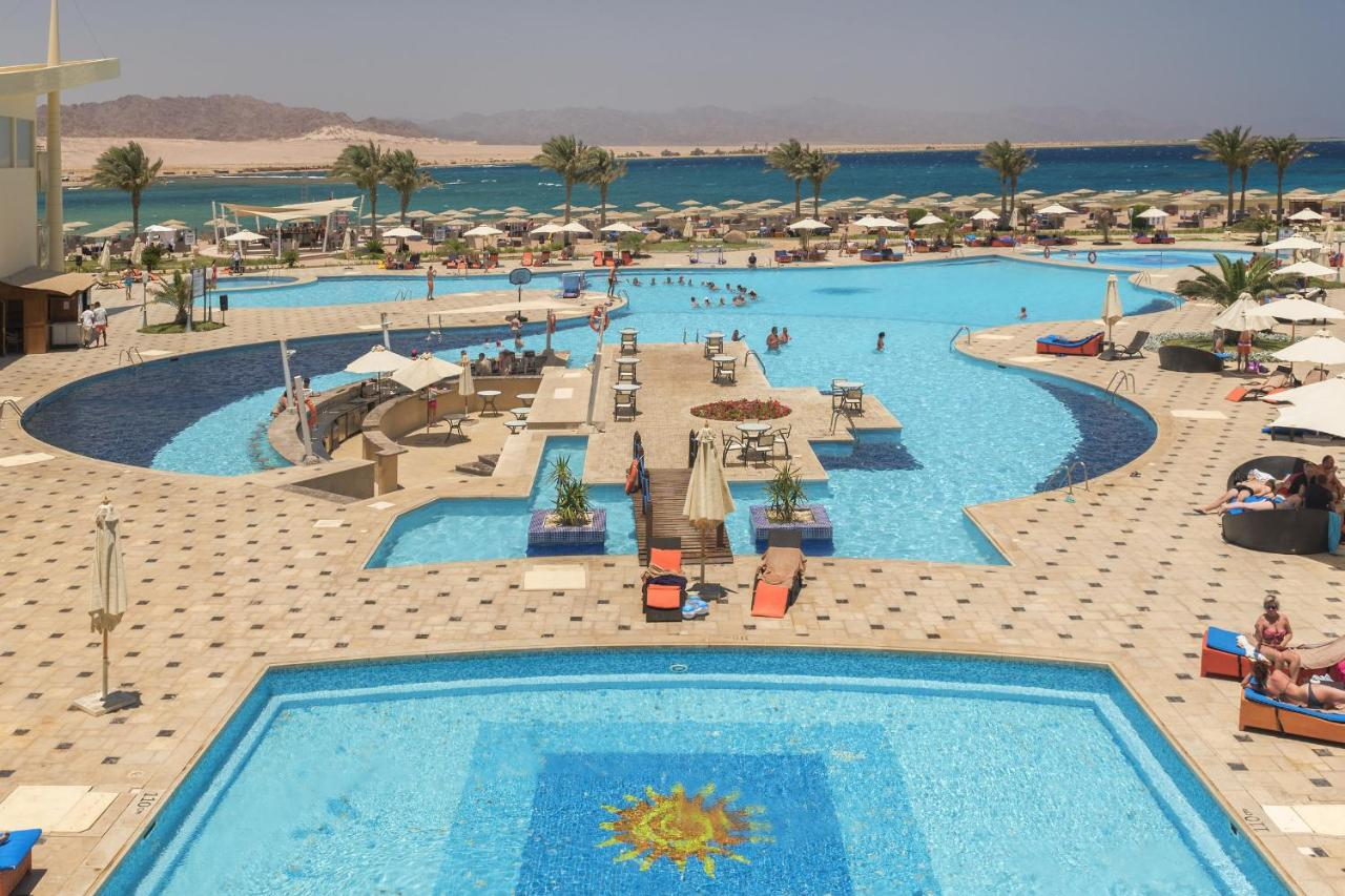 Вид на басейн у Barceló Tiran Sharm Resort або поблизу