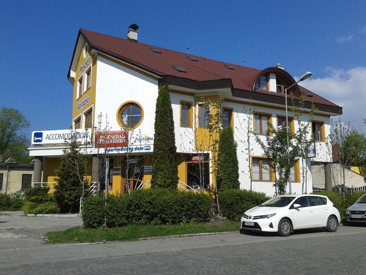 Гостевой дом  Penzion Fantazia