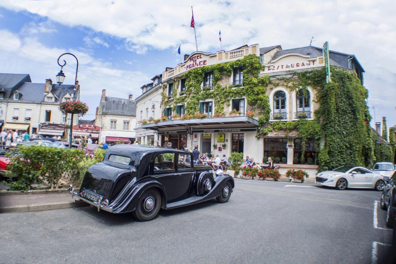 Отель  Logis Hotel De France  - отзывы Booking